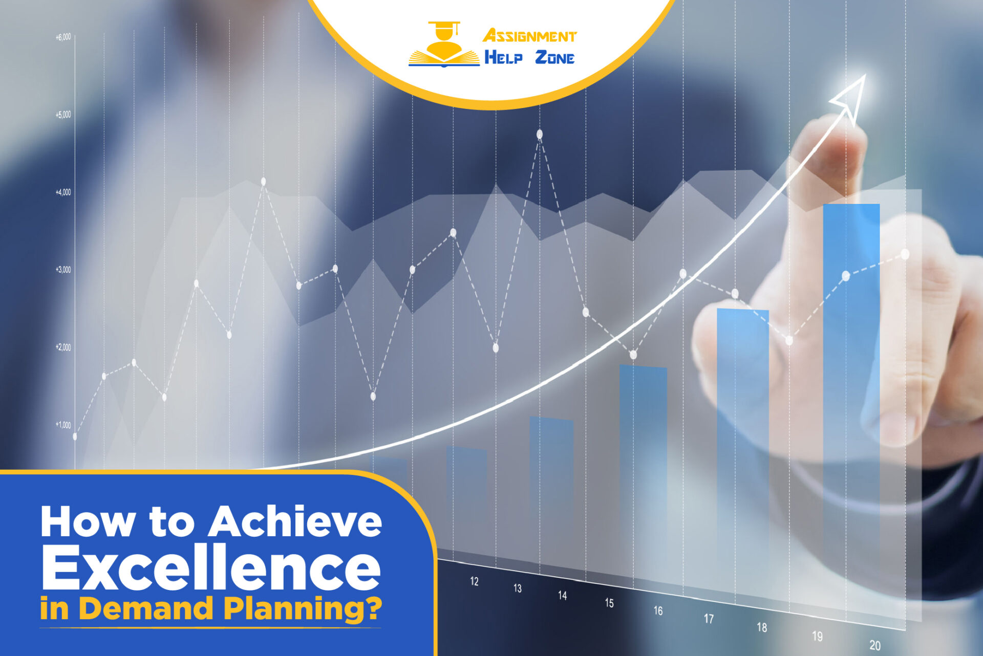 How to Achieve Excellence in Demand Planning.